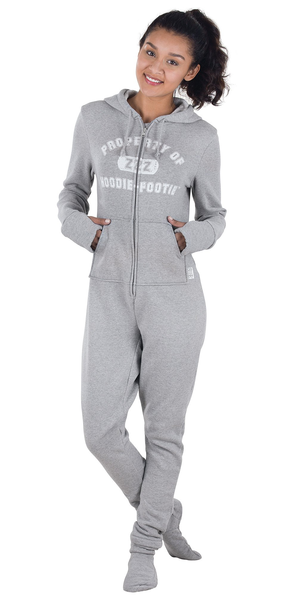 Adult Jumpsuits Footed Pajamas & Onesies | SKARRO - Be Fun - Live ...