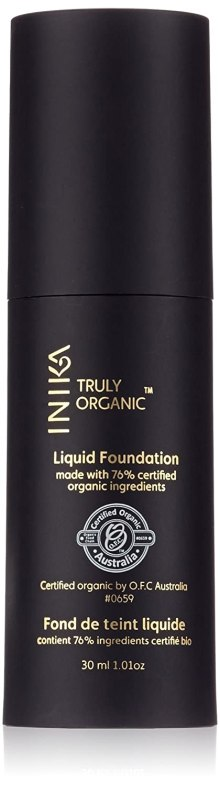 Cruelty Free Vegan Foundation - INIKA Liquid Mineral