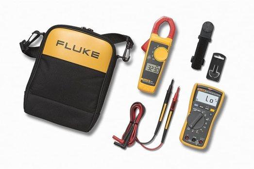 Fluke 117/323 combo kit