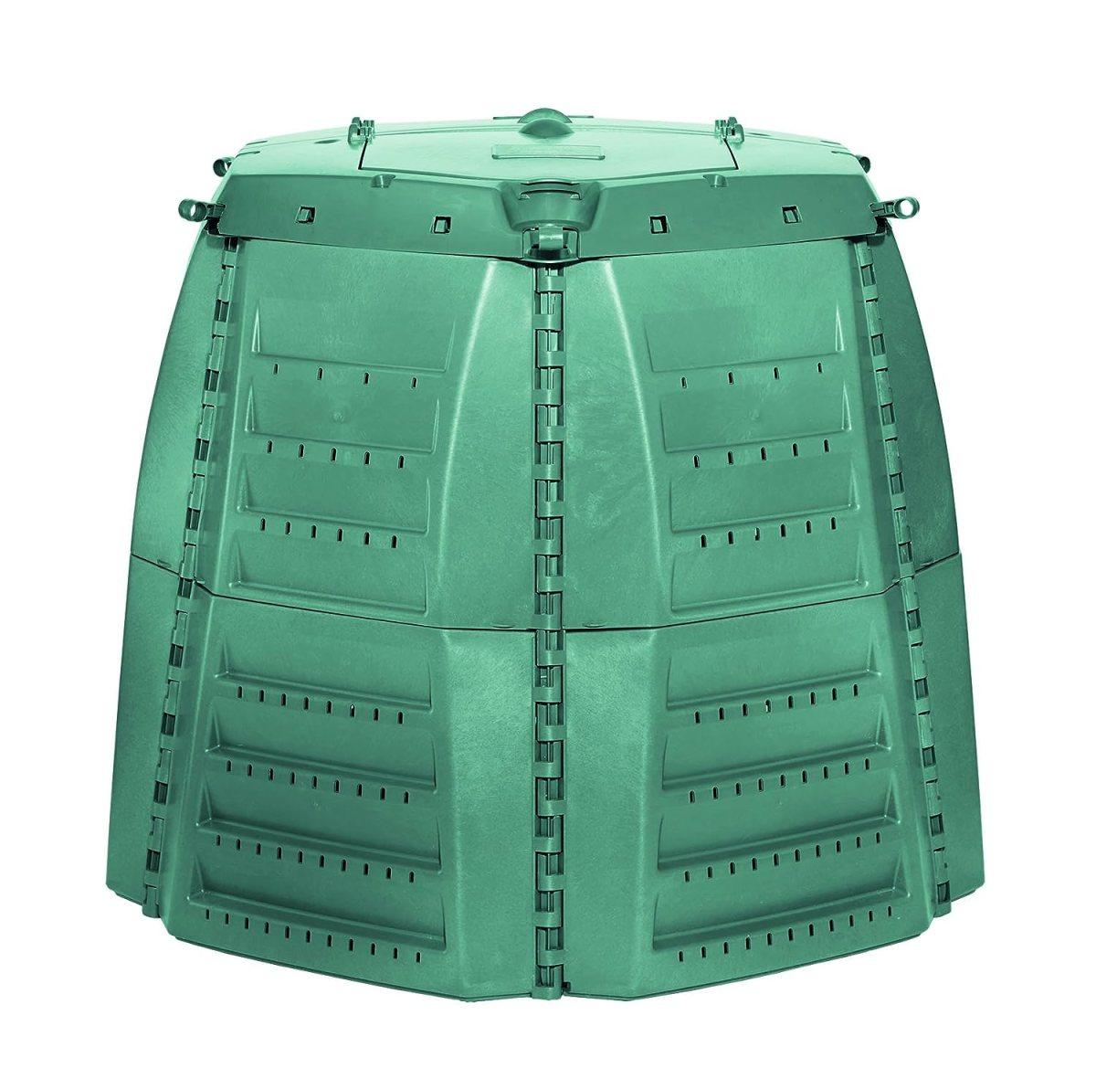 Graf Komposter Thermo-Star, 1000 L, grün von Graf