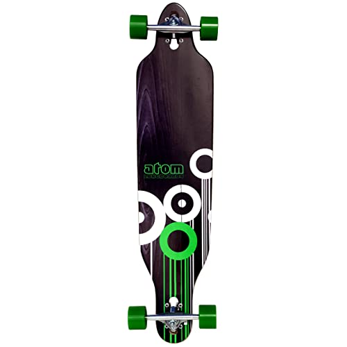 Atom Drop-Through Longboard (41-Inch) Full Reviews