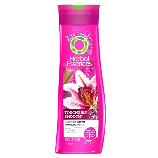 Herbal Essences Touchably Smooth Straightening Shampoo 10.1 Fluid Ounce