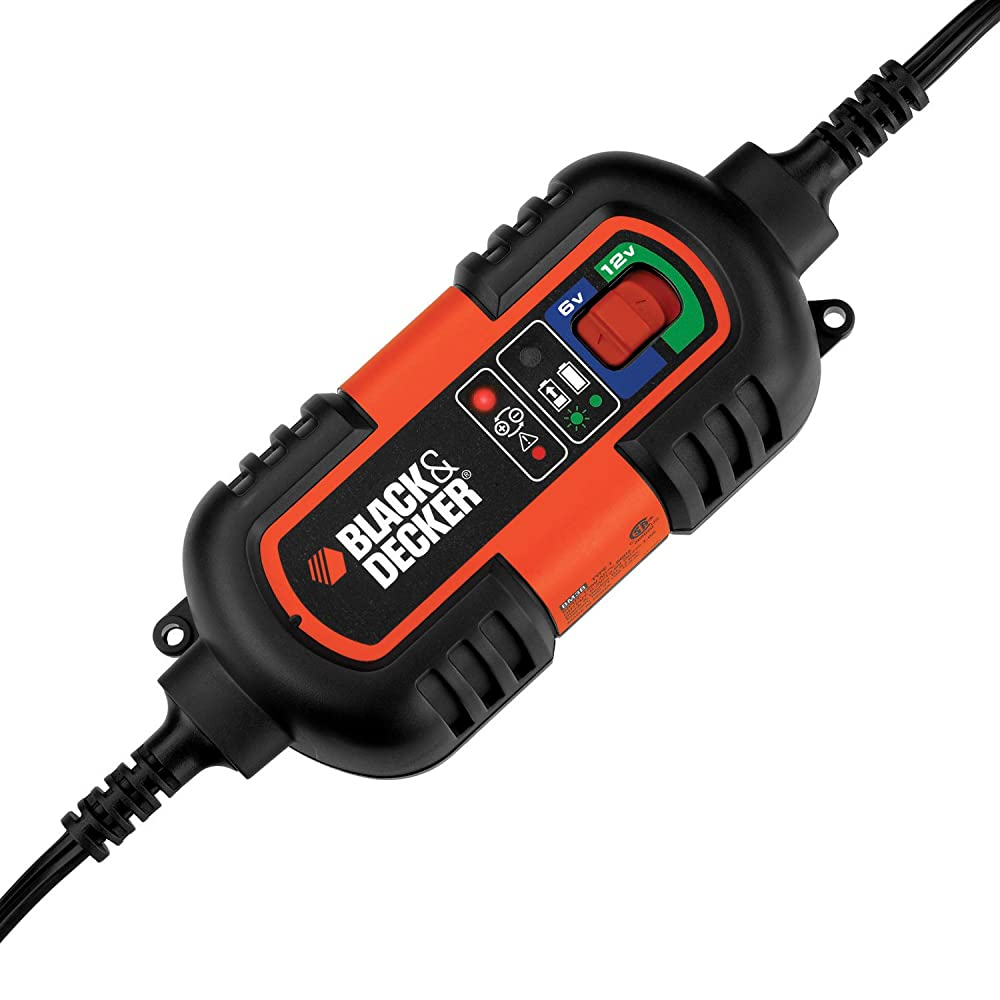Decker Breakdown Charger Lithium Black And