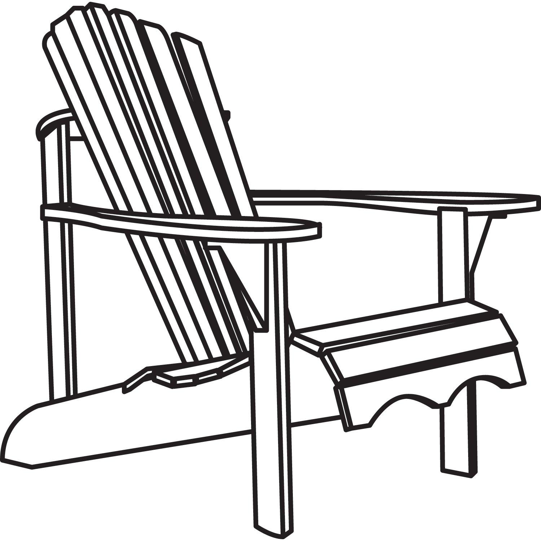 Classic Accessories Veranda Adirondack Chair Cover