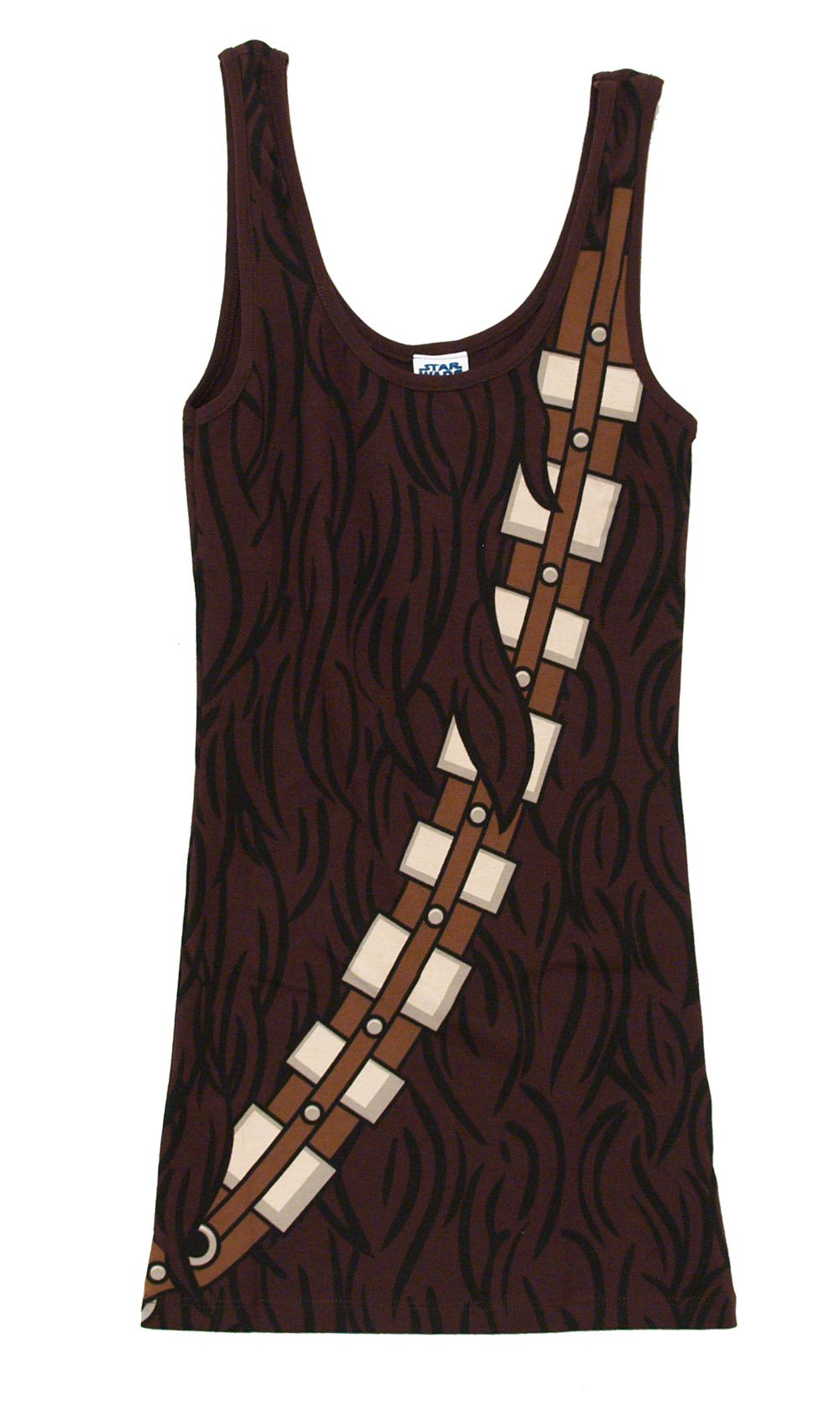 Womens Chewbacca Tank Top