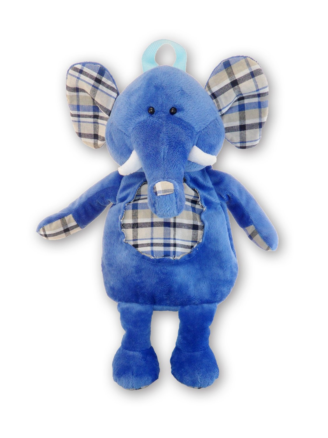 Elephant Stylish Plush Backpack