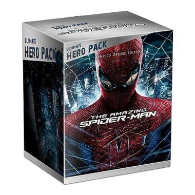 The Amazing Spider-Man - Boitier métal - Coffret collector avec la figurine Lézard - Edition limitée exclusive Amazon.fr [Blu-ray]