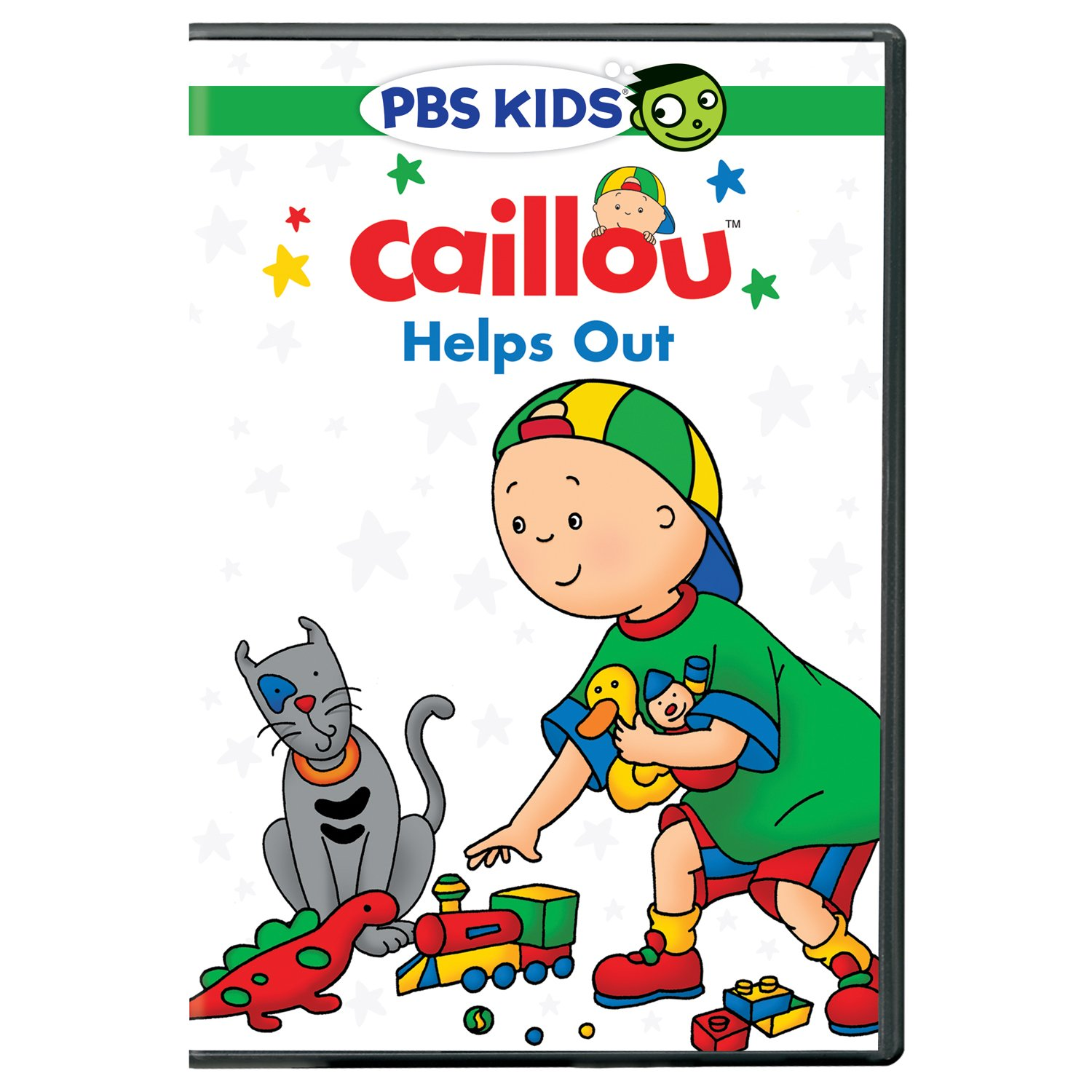 Inspired By Savannah Caillou Helps Out Arrives On Dvd June 16