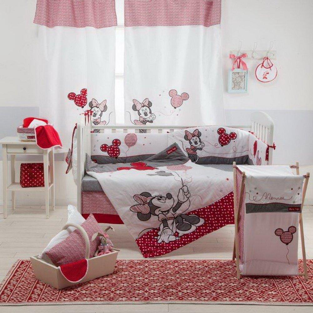 Minnie Mouse Nursery Decor For Baby