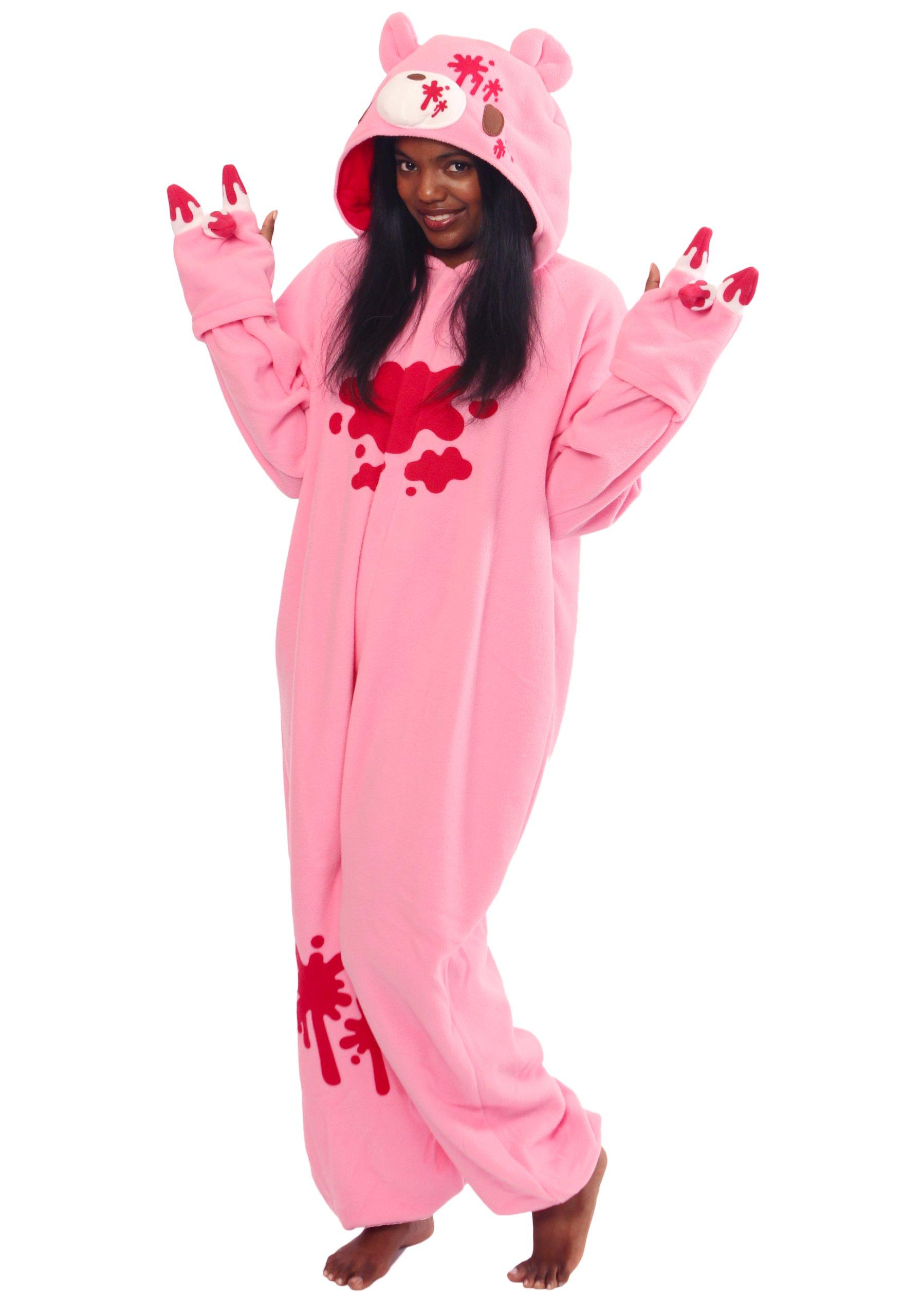 Gloomy Bear Kigurumi - Adult Costume Mori Chack