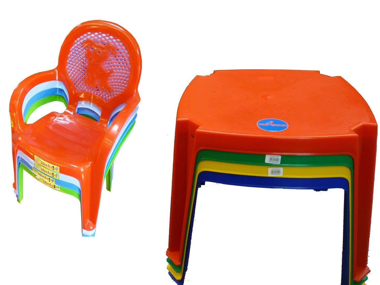 Table Enfant En Plastique