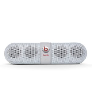 Beats Pill Portable Speaker (White) - Newest Model