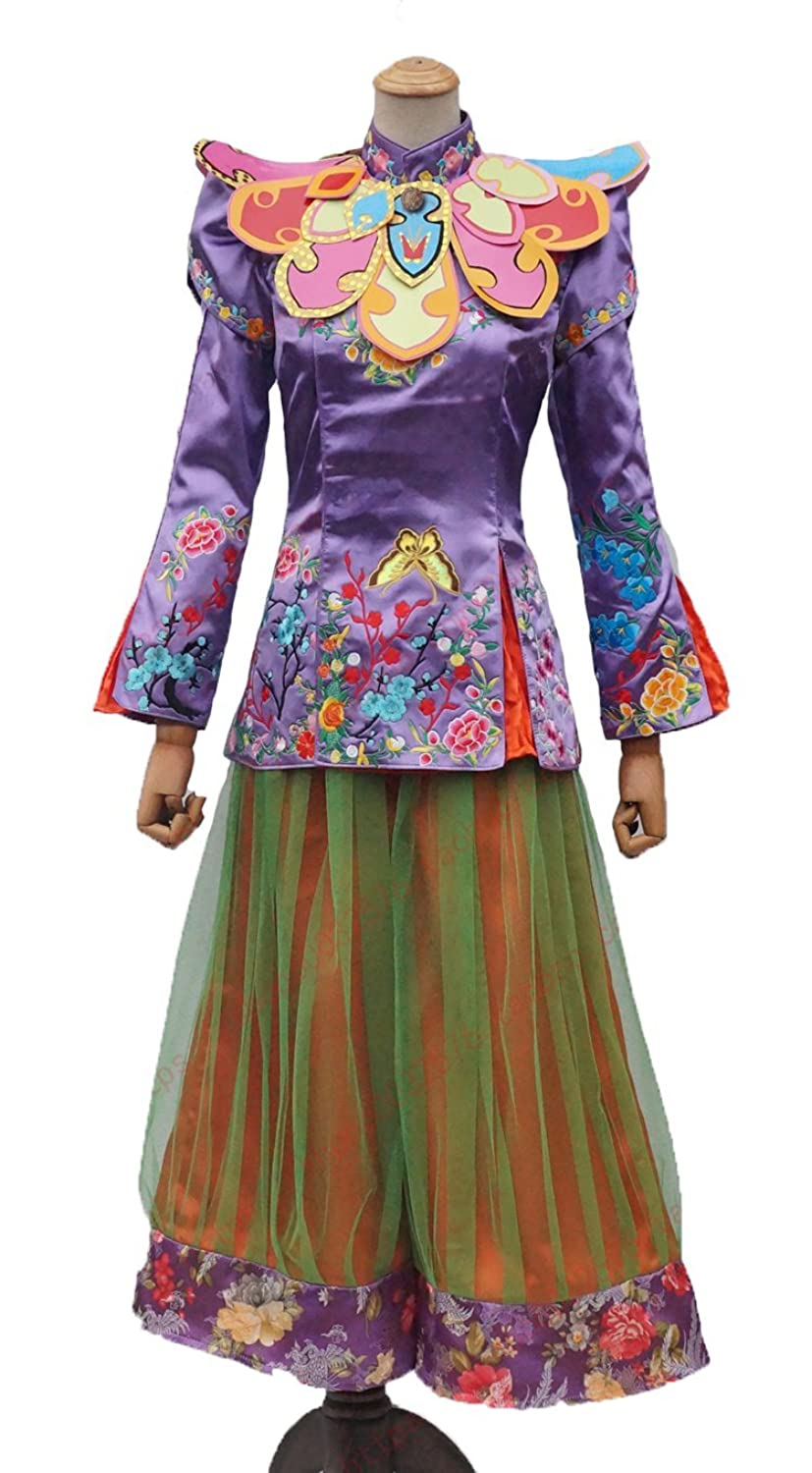 alice through the looking glass costumes - Alice Chinese clothing Halloween dress Halloween dress costumes COSPLAY (Costom Made)