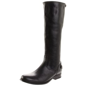 FRYE Women's Melissa Back Zip Knee-High Boot