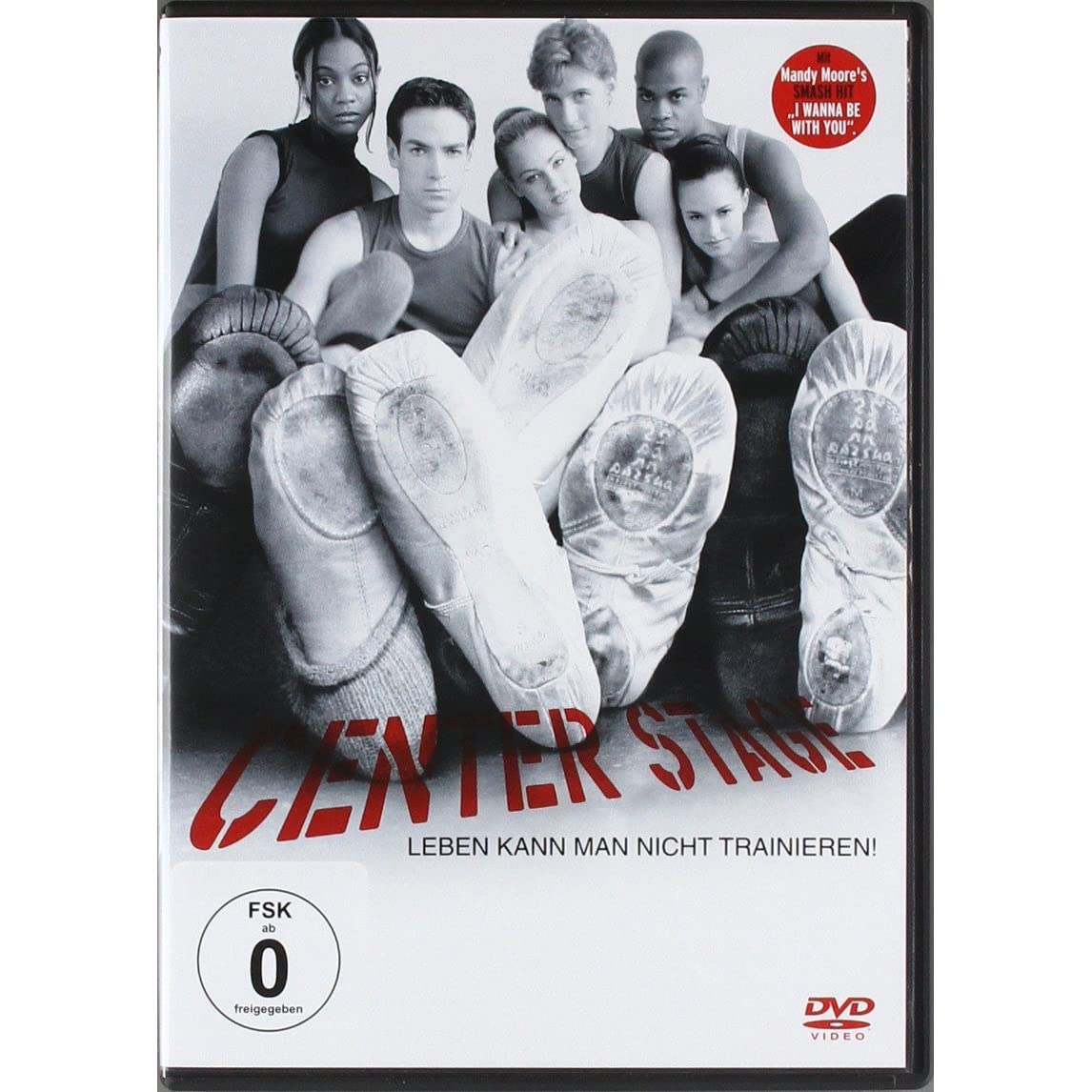 Center Stage [DVD]; ca. 9 Euro