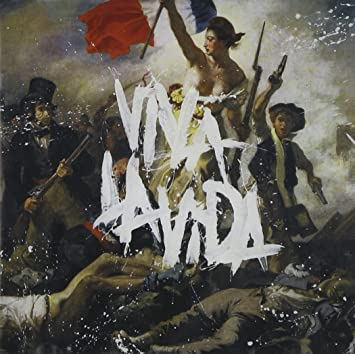 Image result for coldplay album cover