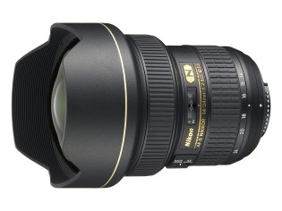 Nikon 14-24mm f/2.8 for Astrophotography