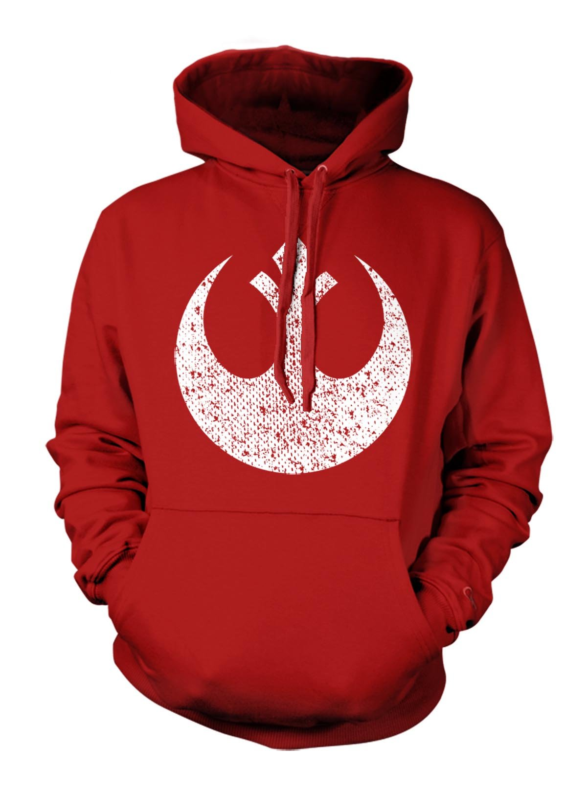 Old Rebel - Star Wars Men's Hoodie Sweatshirt