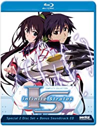 Infinite Stratos Complete Collection [Blu-ray] [Import]