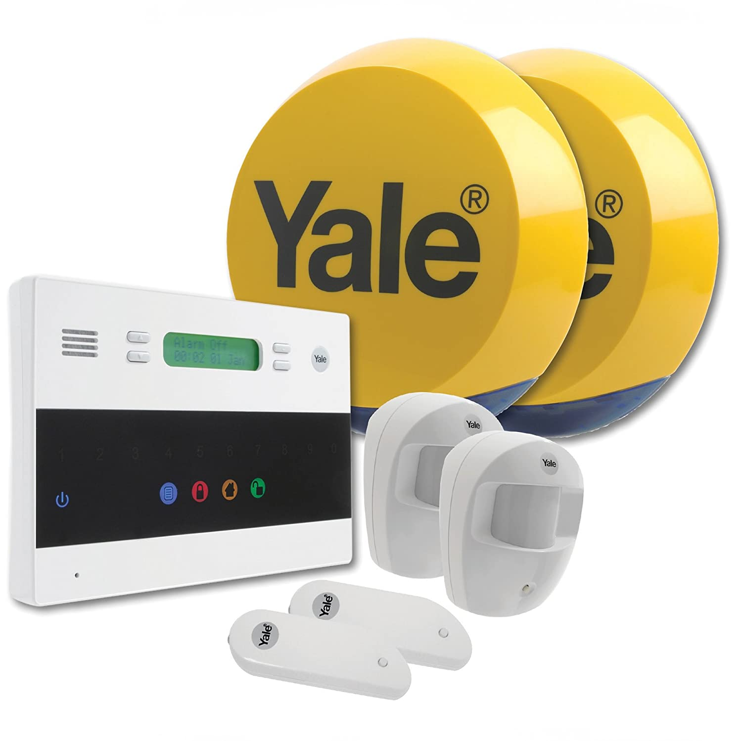 Best Wireless House Alarm Systems Reviews