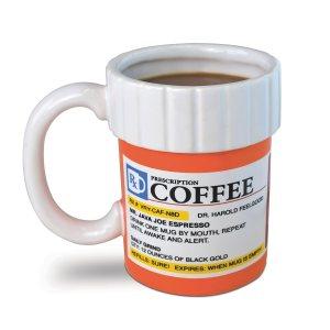 Big Mouth Toys The Prescription Coffee Mug