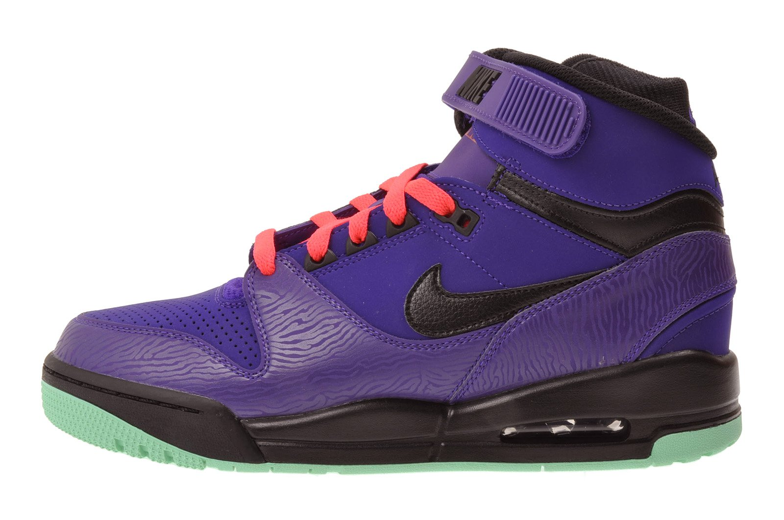Nike Air Revolution Mens Basketball Shoes - Electric Purple