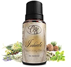 Ovivo Oils Inhale Natural Respiratory Blend