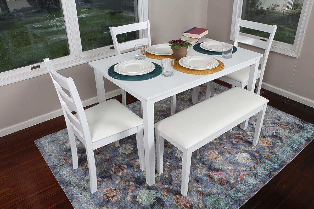 Dining Piece 3 Kitchen Set