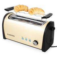 Toaster mit Aufsatz