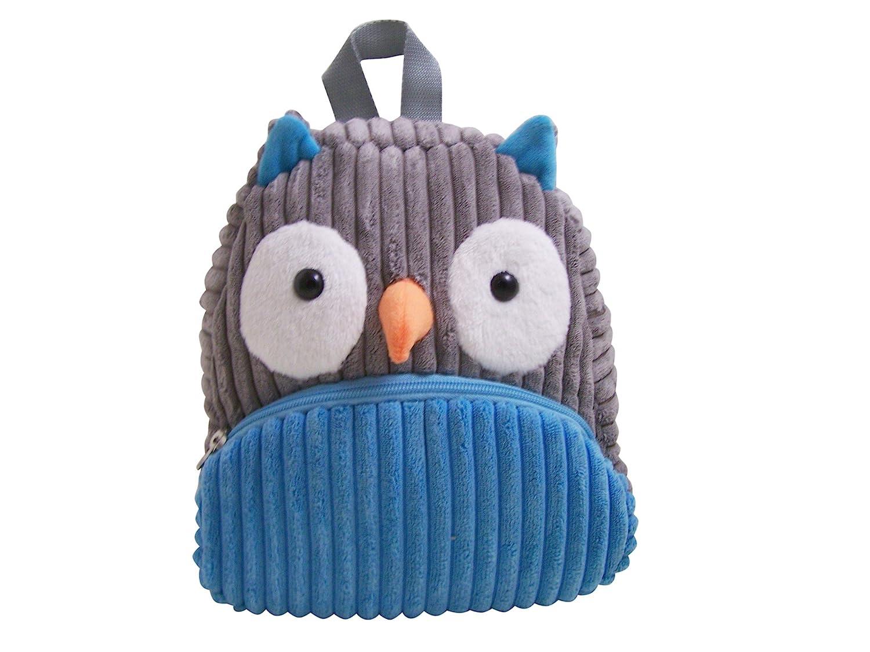 Sassafras / CuddlePack Corduroy Backpack, Owl