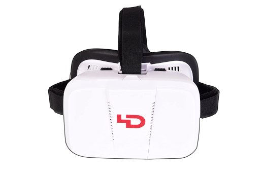 Virtual Reality Headset & 3D Glasses By 4Dimensions
