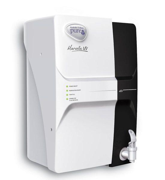 HUL Pureit WPUV100 Marvella UV 4-Litre Water Purifier