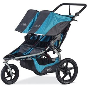 best-lightweight-double-umbrella-strollers-BOB-Revolution-Flex