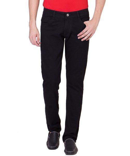 Flying Port Men's Slim Fit Stretchable Jeans