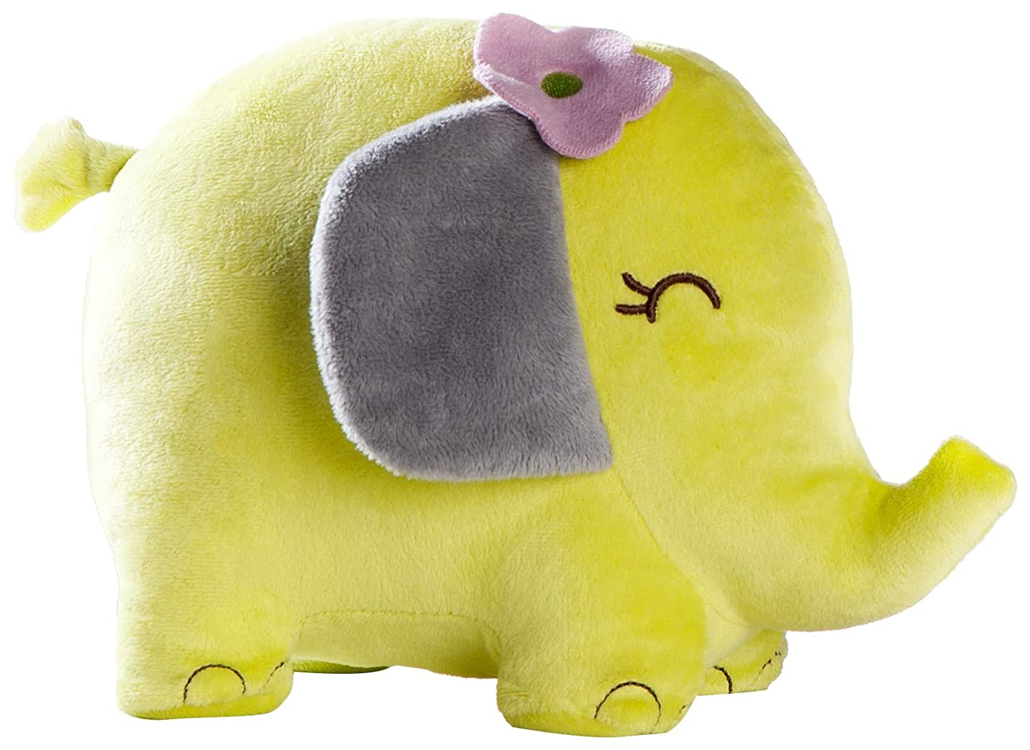 Carters Elephant Patches Plush