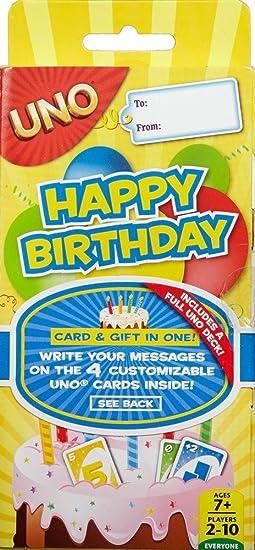 UNO Celebration Card Game