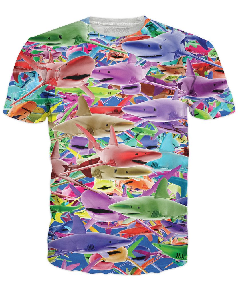 Men's Shark Attack! T-Shirt