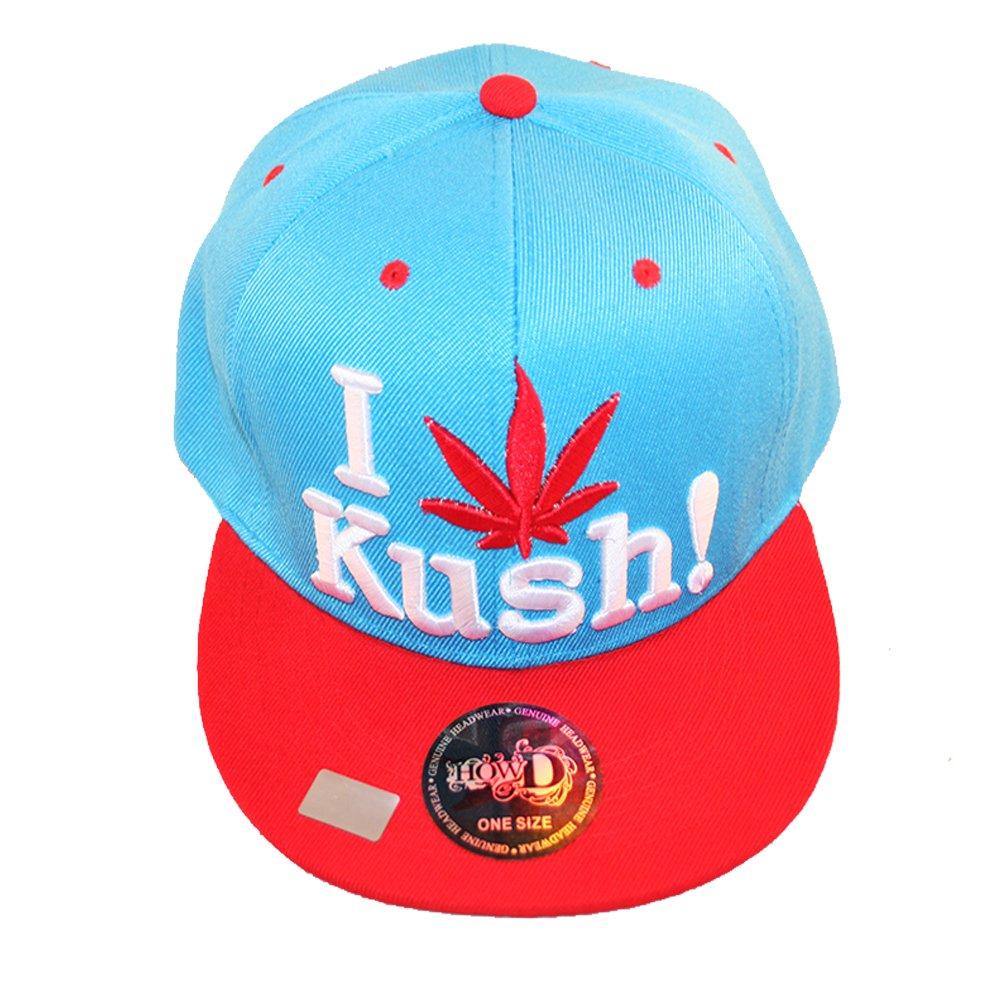 Loyal Cloth Cannabis I Kush Snapback Cap