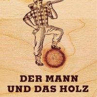 Der Mann und das Holz : vom Fällen, Hacken und Feuermachen / Lars Mytting