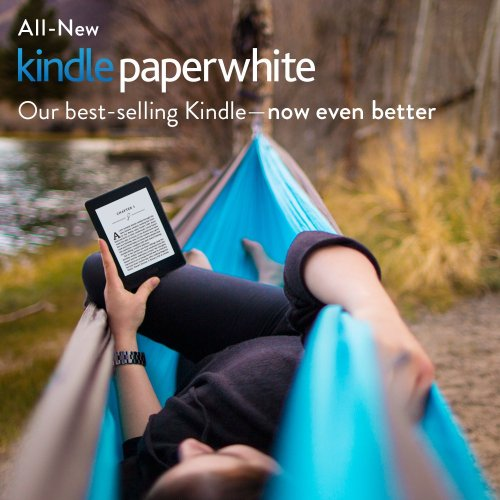All-New Kindle Paperwhite, 6