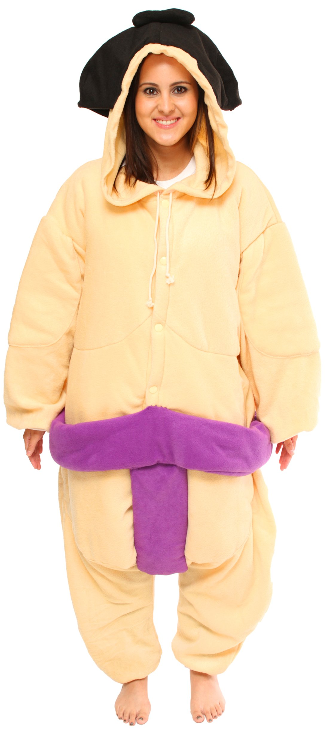 Bcozy Women's Sumo Adult Sized Costumes