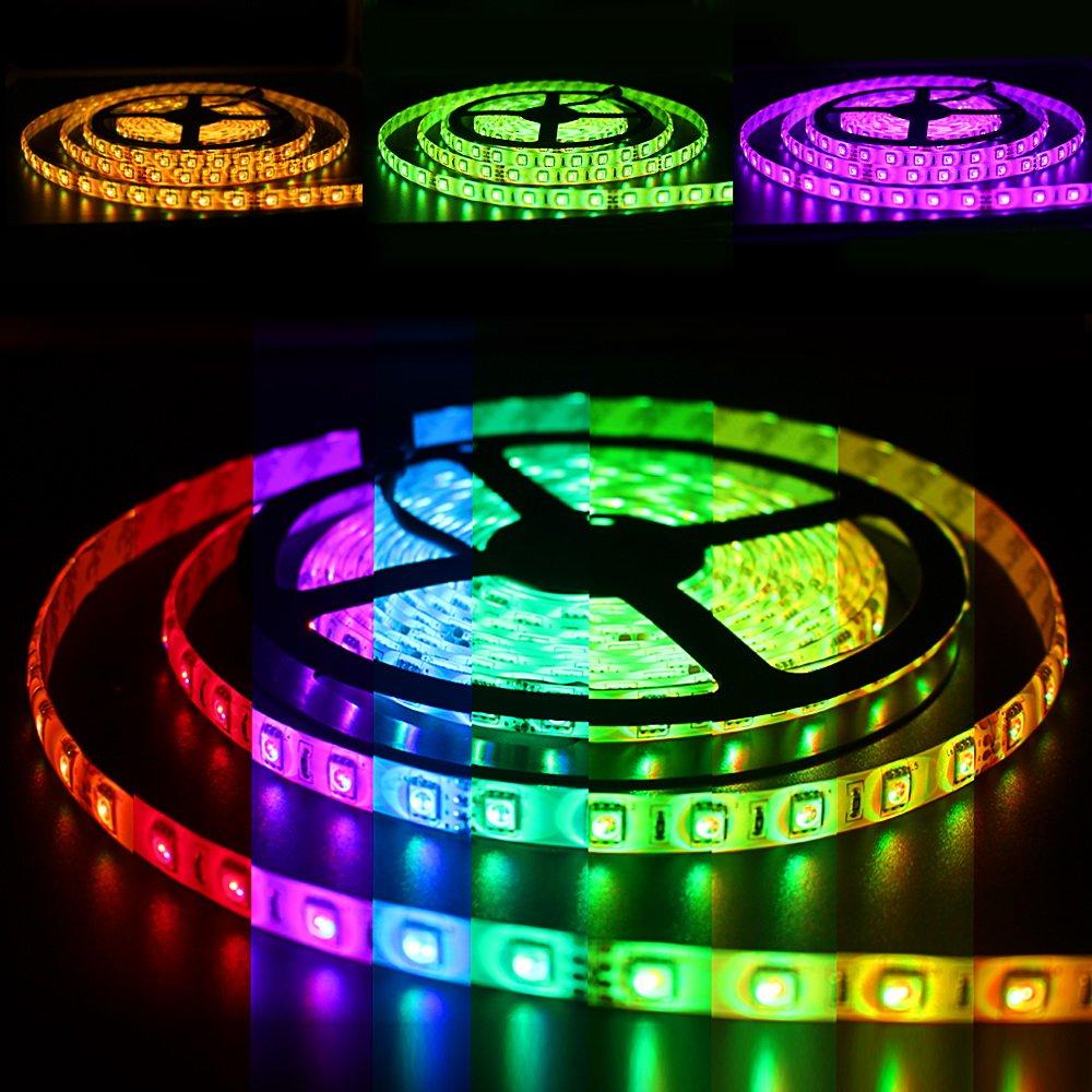 9 Tape Led Light Volt Kit