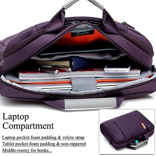 best leather laptop messenger bag for women today