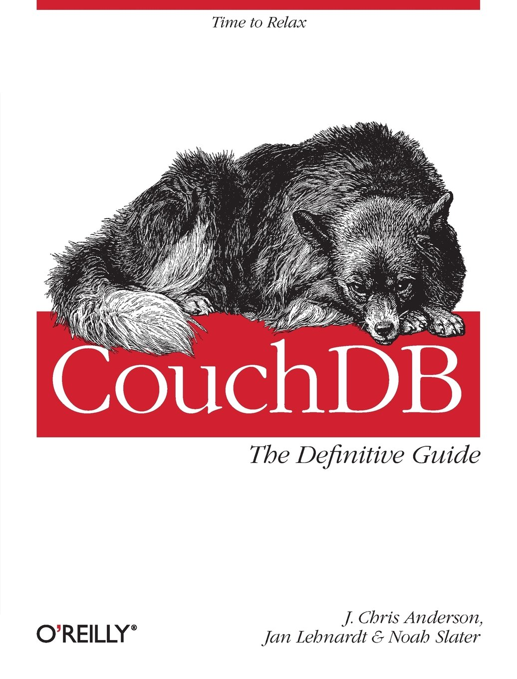 couchdb the definitive guide