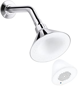 bluetooth shower head