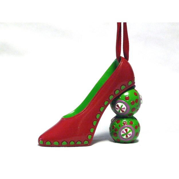 Christmas Ornaments Heel Ornament