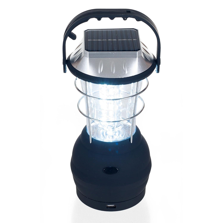 Solar Powered Outdoor Lantern Lights