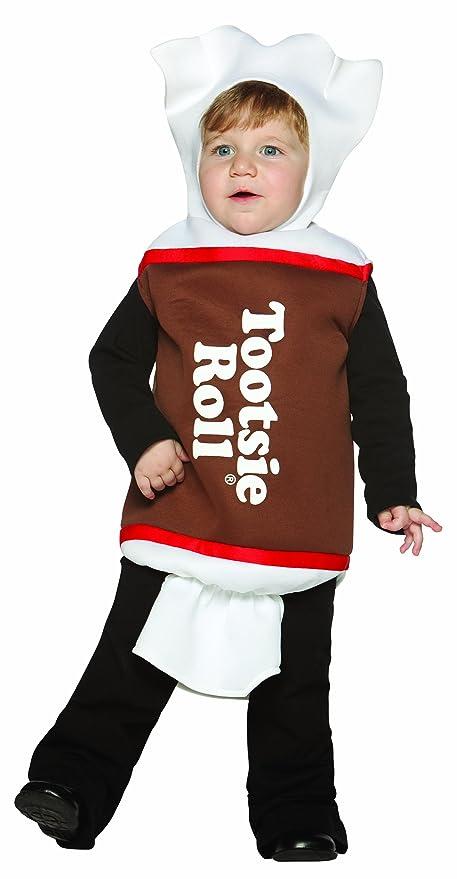 Rasta Imposta Tootsie Roll, Brown, 18-24 Months