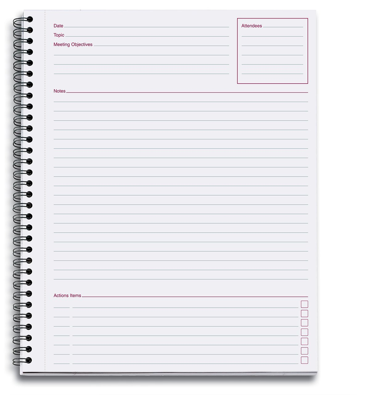 Cambridge Limited Notebook