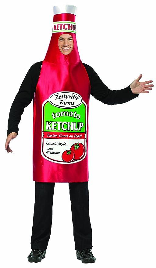 Rasta Imposta Zestyville Ketchup, Red, One Size